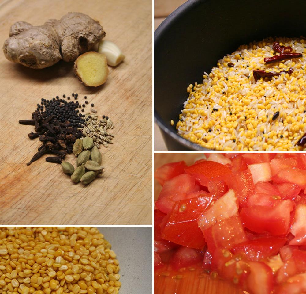 Khichuri from The Vegetarian Blog