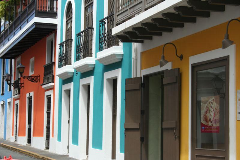 Colorful San Juan