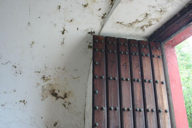 Fort Door in San Juan