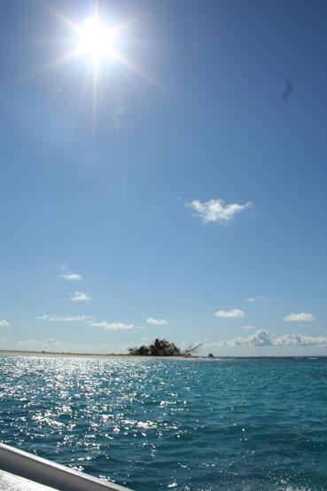 Palominito Island