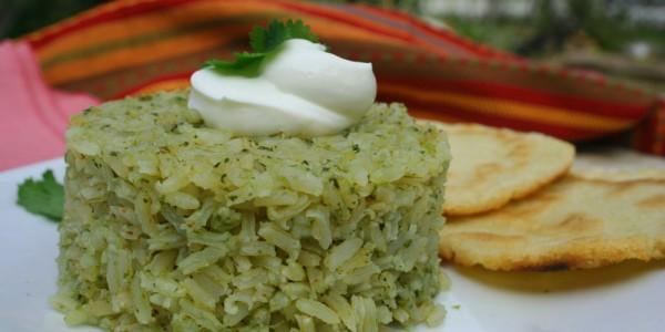 Mexican Cilantro Rice