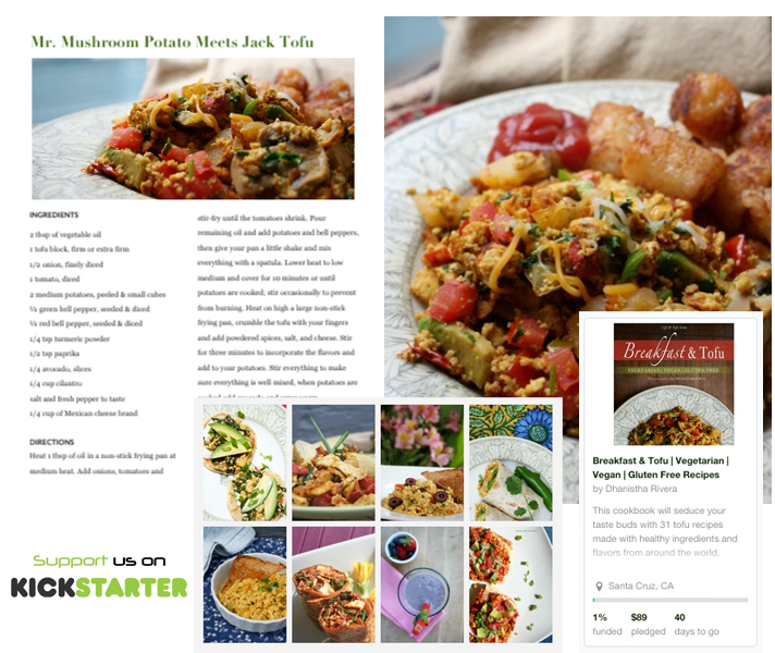 breakfast and tofu kickstarter